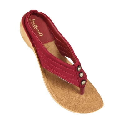 Girl casual slippers W25109