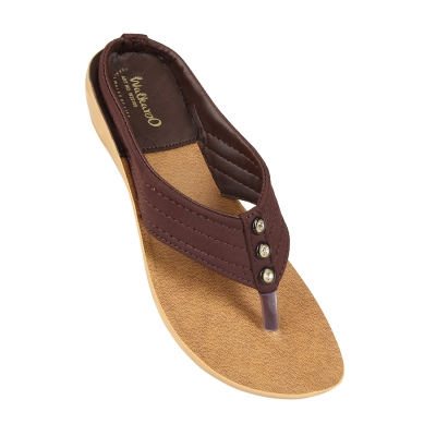 Women casual slippers W25109