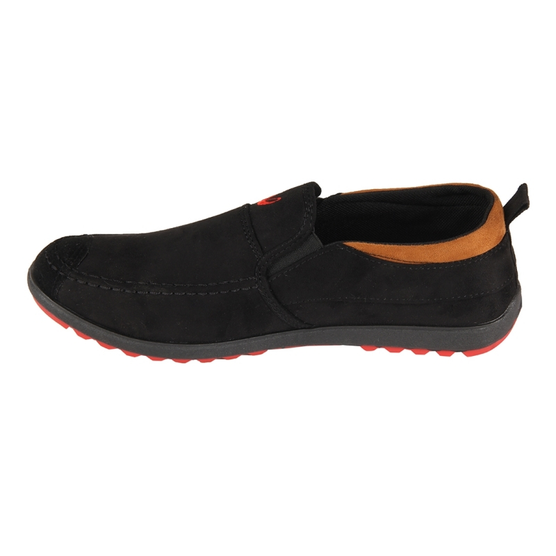 Men lifestyle loafers 16108