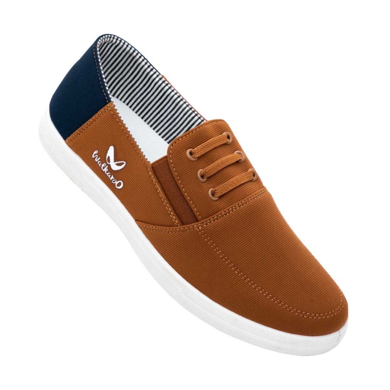 Men lifestyle loafers 16109