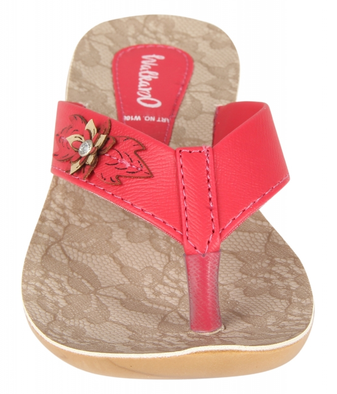 Girl casual slippers W106