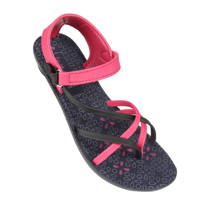 Girls Casual Slipper W0675